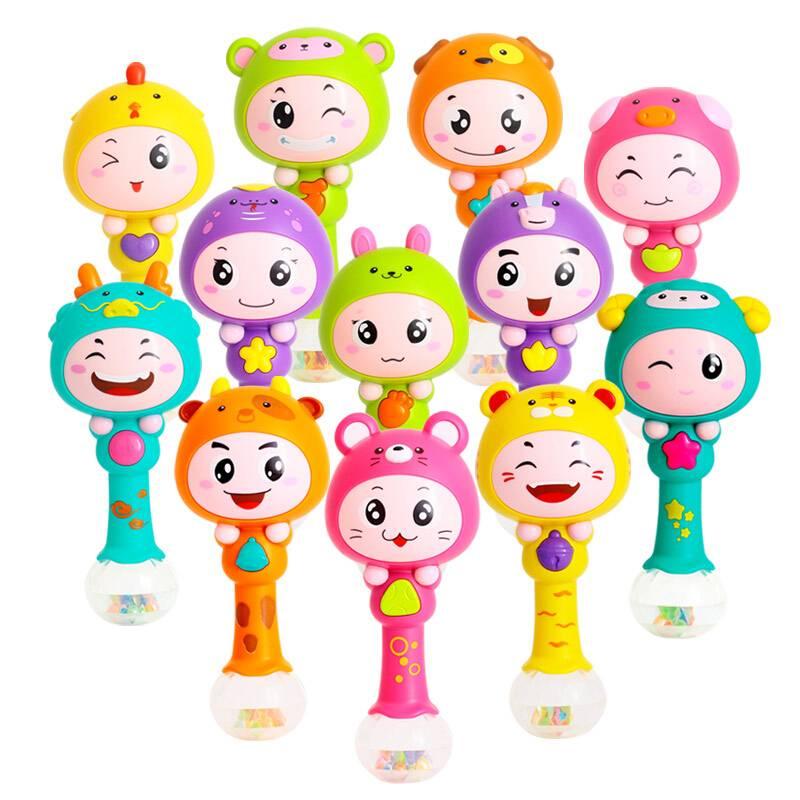 Mainan Bayi - Hang Bell Shio