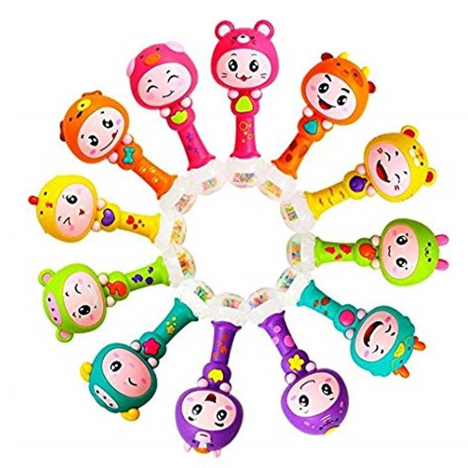 Mainan Bayi - Hang Bell Shio2