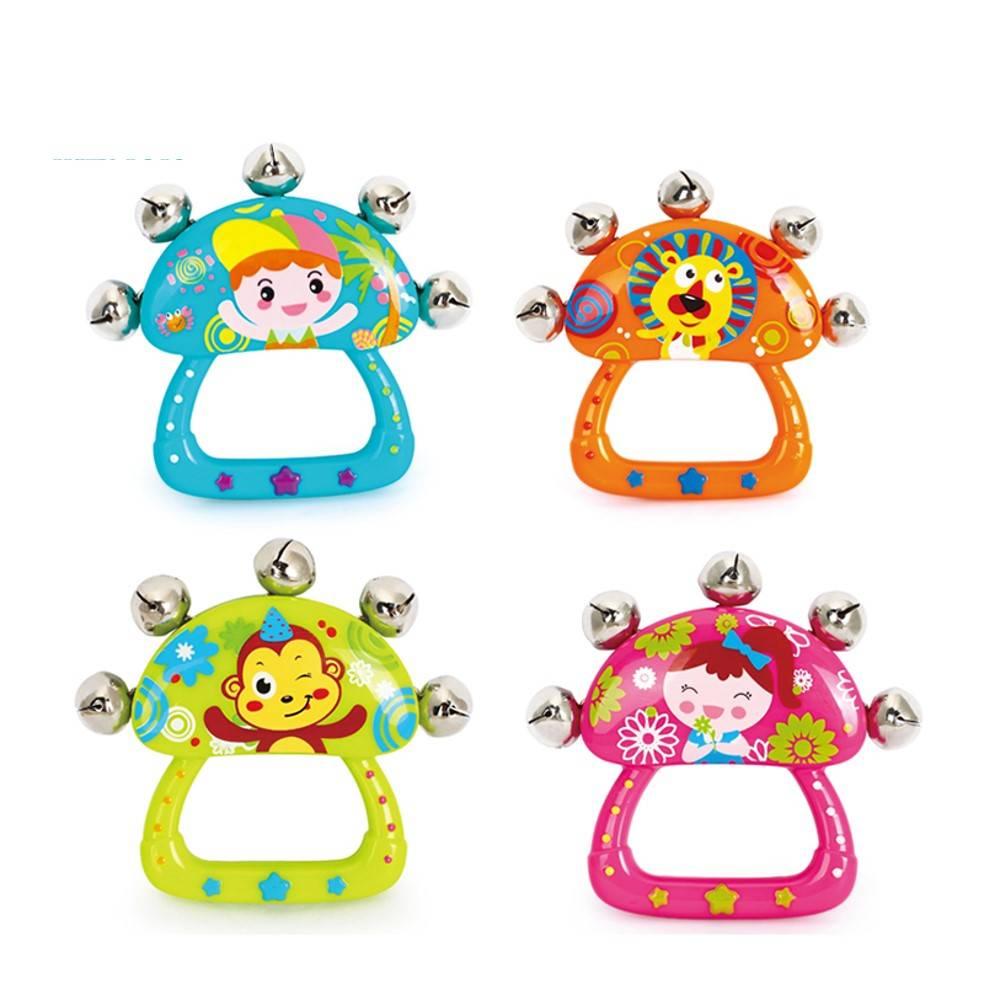 Mainan Bayi - Rattle Bell / Kerincingan Tangan0