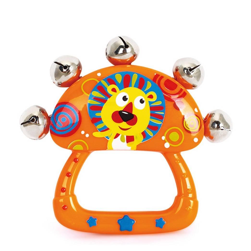 Mainan Bayi - Rattle Bell / Kerincingan Tangan2