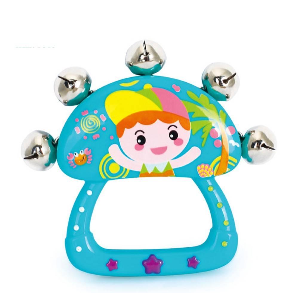 Mainan Bayi - Rattle Bell / Kerincingan Tangan4