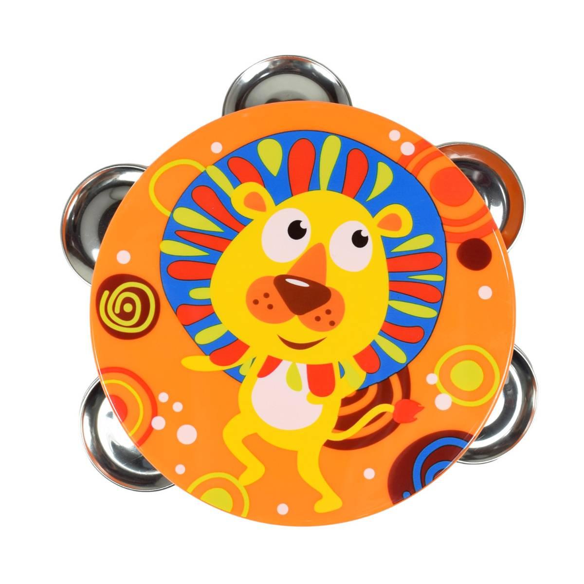 Mainan Bayi - Trimbel Bell / Kerincingan Tamborin2