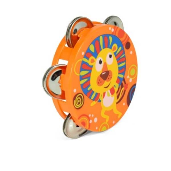 Mainan Bayi - Trimbel Bell / Kerincingan Tamborin3