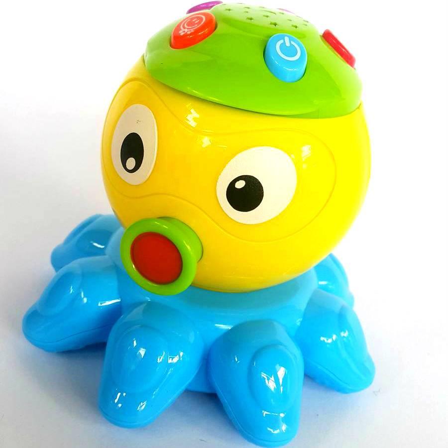 Mainan Balita - Funny Octopus1