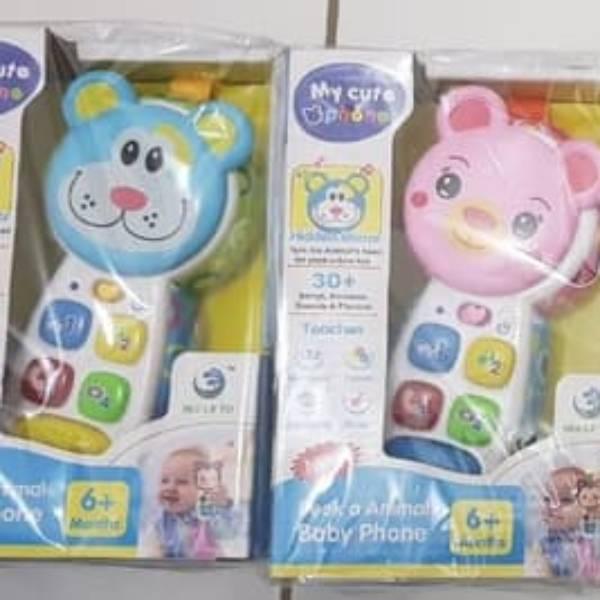 Mainan Hp Bayi | Hp Mainan | Telpon Mainan | Baby Phone | Ponsel Bayi1