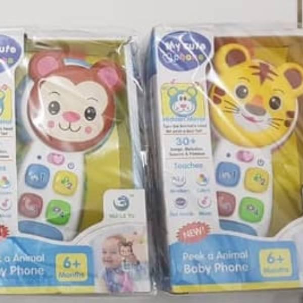 Mainan Hp Bayi | Hp Mainan | Telpon Mainan | Baby Phone | Ponsel Bayi2