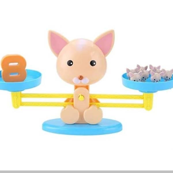 100% Edukatif | Mainan Edukasi Belajar Berhitung Balance Toys2
