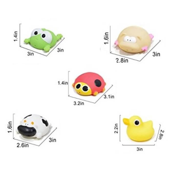 Mainan Mandi Bayi - Funny Bath Time - Bebek Mandi - Bath Toys2