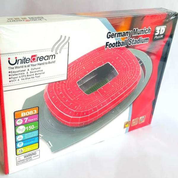 Puzzle Stadium 3D - Allianz Arena - Bayern Munchen1