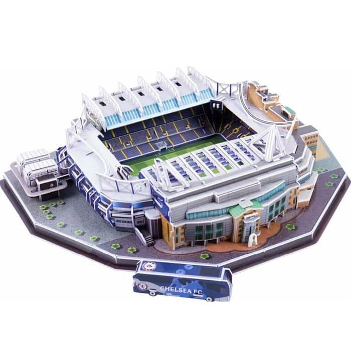Stadium Puzzle 3D - Stamfford Bridge - Chelsea