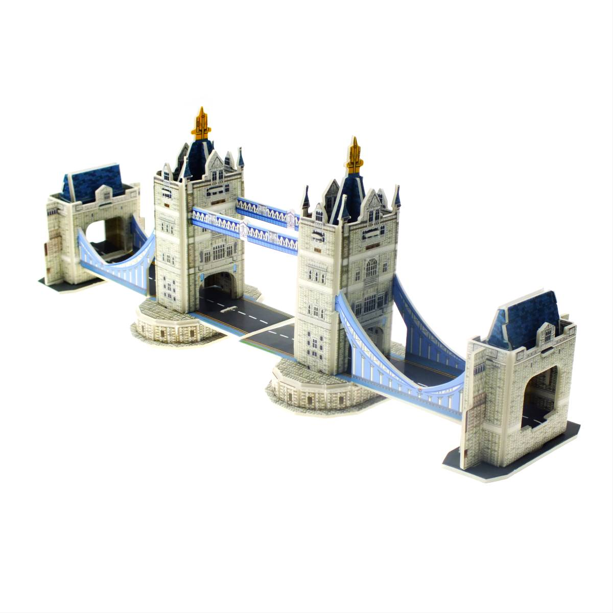 3D Mini Puzzle | LONDON BRIDGE | Mainan Kecerdasan Anak - 1690-130