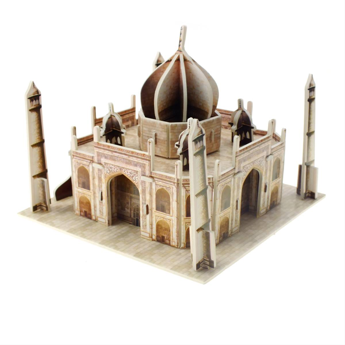 Mini Puzzle 3D | TAJ MAHAL | Puzzle 3 Dimensi Castle - 1690-14