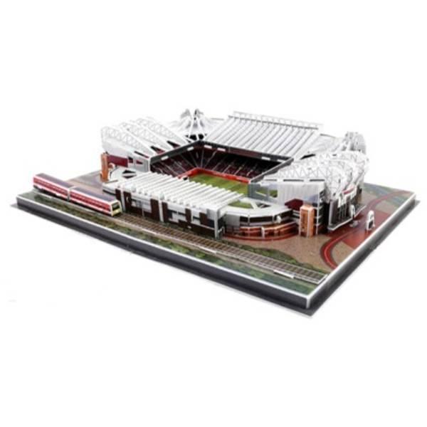 3D Puzzle Stadium | MANCHESTER UNITED - OLD TRAFFORD | Miniatur Puzzle0