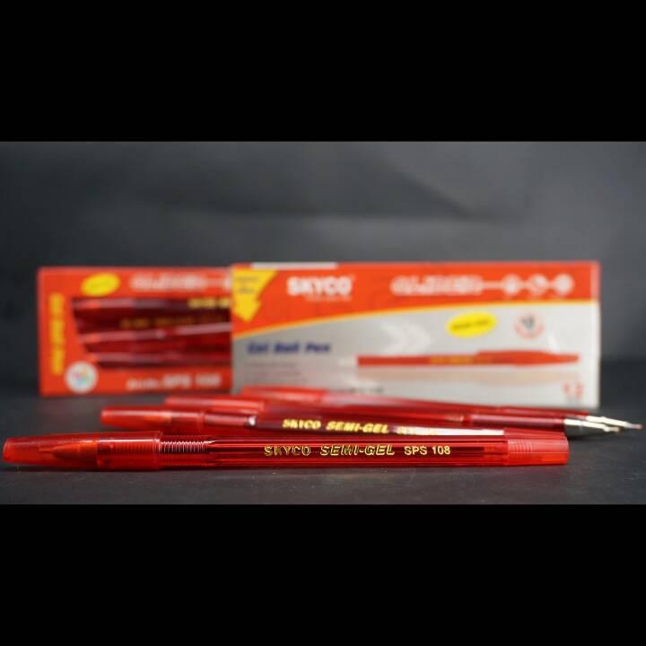 Pulpen / Pen Skyco Sps 108 Per Lusin4