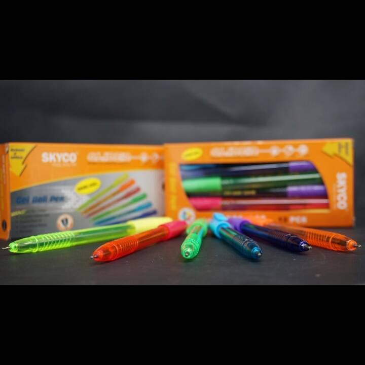 Pulpen / Pen Skyco Sps 208 Per Lusin0