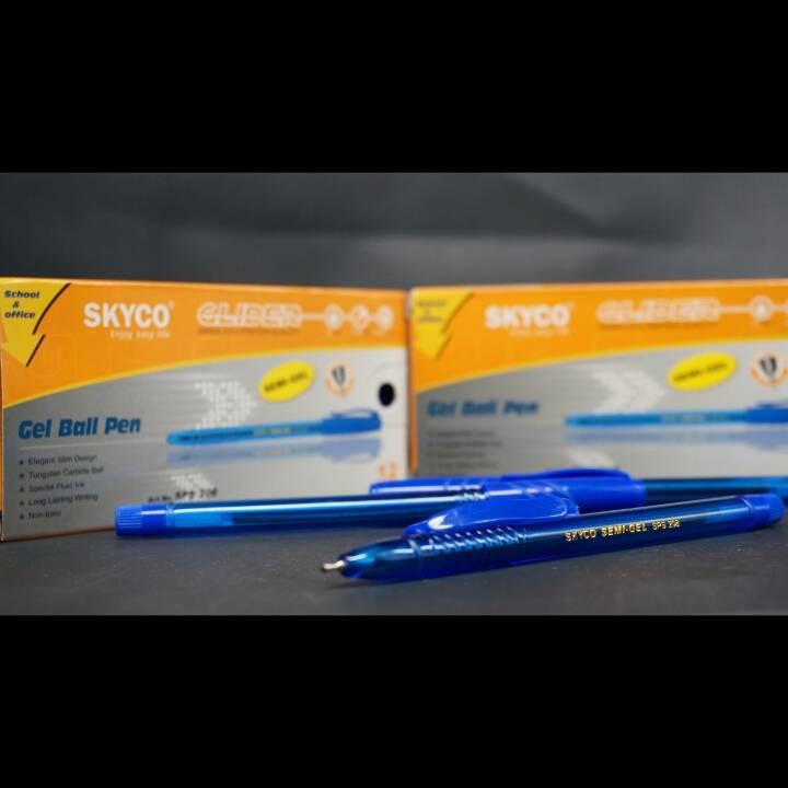 Pulpen / Pen Skyco Sps 208 Per Lusin3
