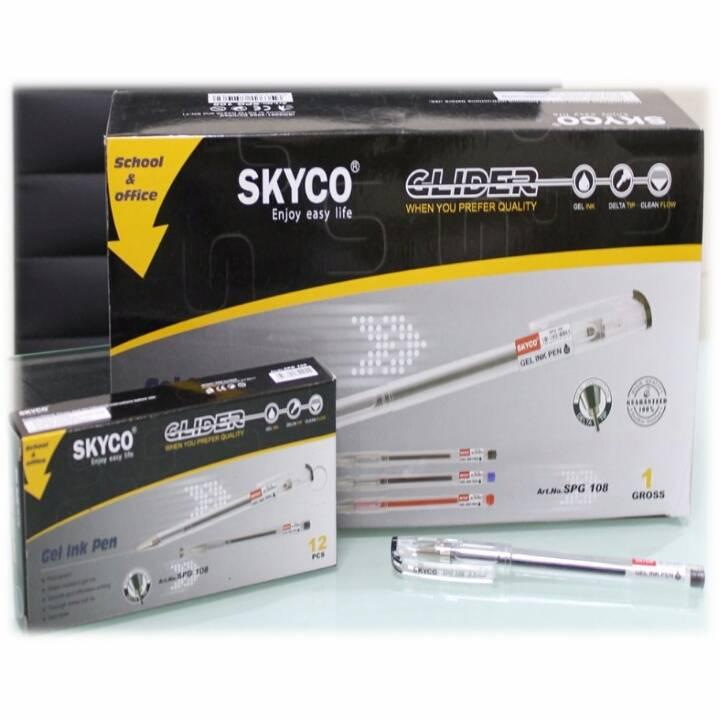 Pulpen / Pen Skyco Spg 208 Per Gross