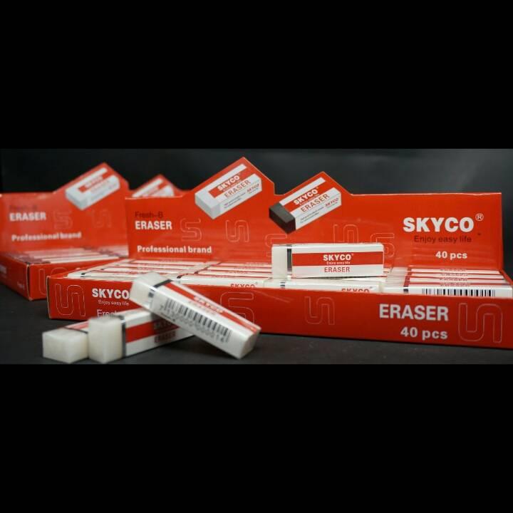 Penghapus / Stip / Eraser Skyco Fresh B Per Box1