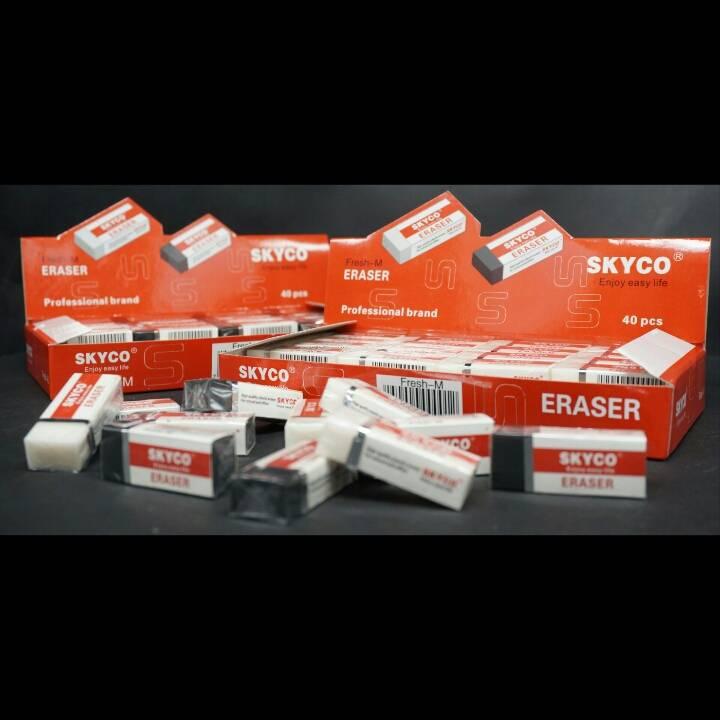 Penghapus / Stip / Eraser Skyco Fresh M Per Box