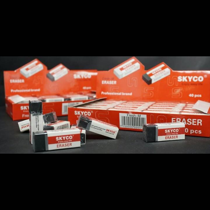 Penghapus / Stip / Eraser Skyco Fresh M Per Box1