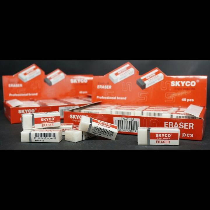 Penghapus / Stip / Eraser Skyco Fresh M Per Box2