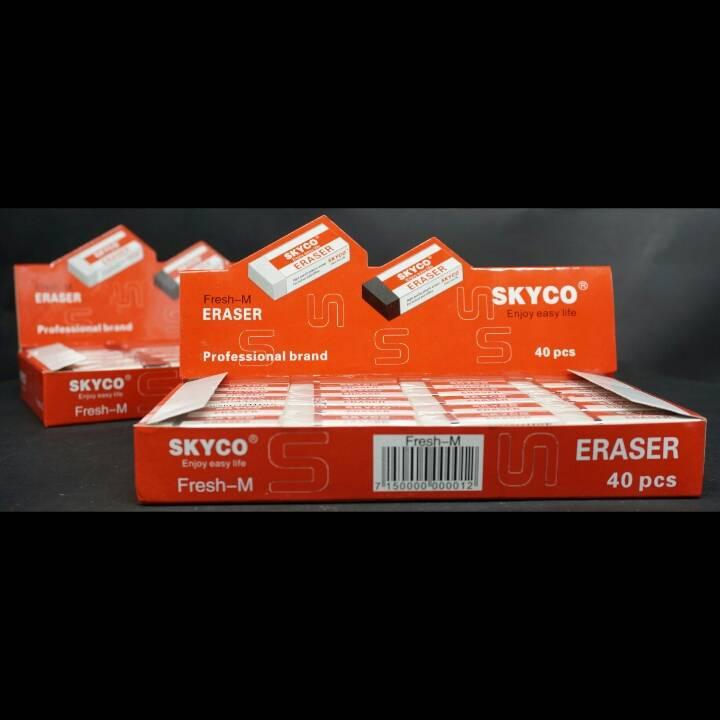 Penghapus / Stip / Eraser Skyco Fresh M Per Box3