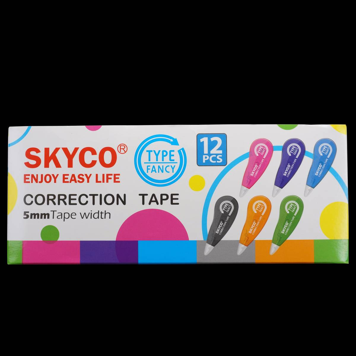 Correction Tape Skyco Fancy Per Set3