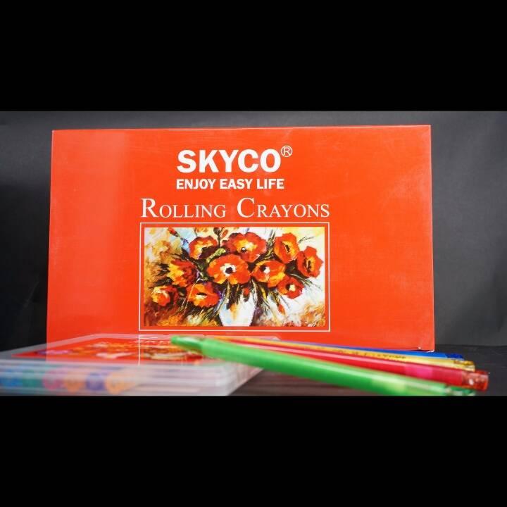 Crayons / Rolling Crayons Skyco Art B-12