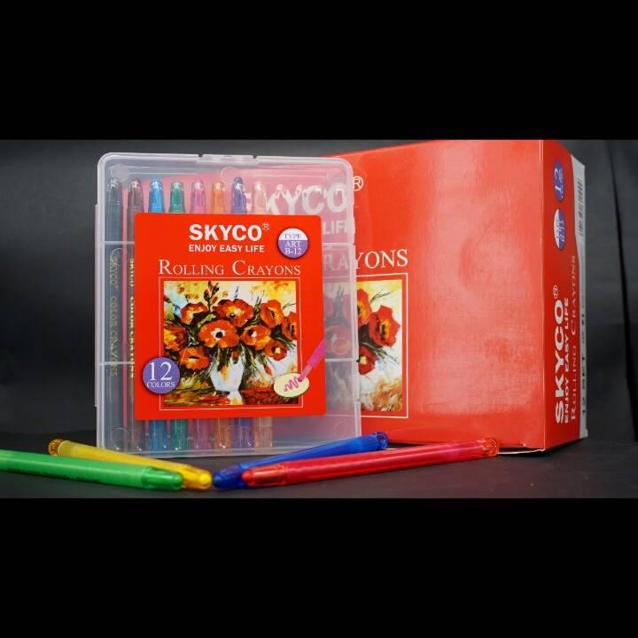 Crayons / Rolling Crayons Skyco Art B-123