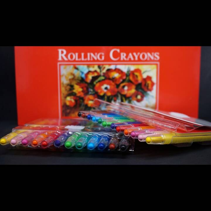 Crayons / Rolling Crayons Skyco Art-121