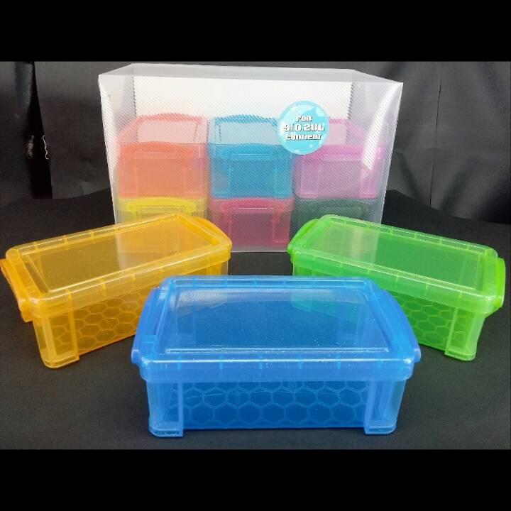 Mini Box Kontainer-qs 0092