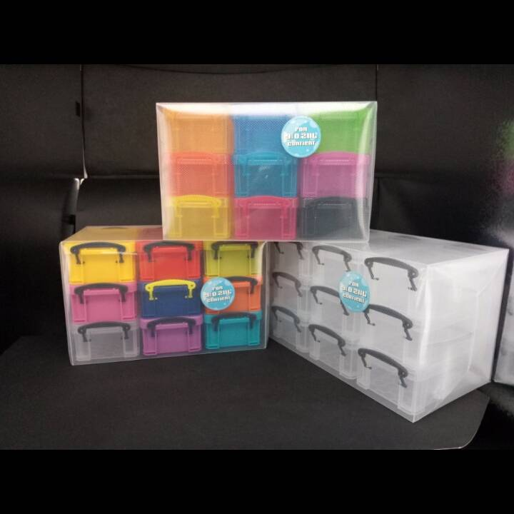 Mini Box Kontainer-qs 0094