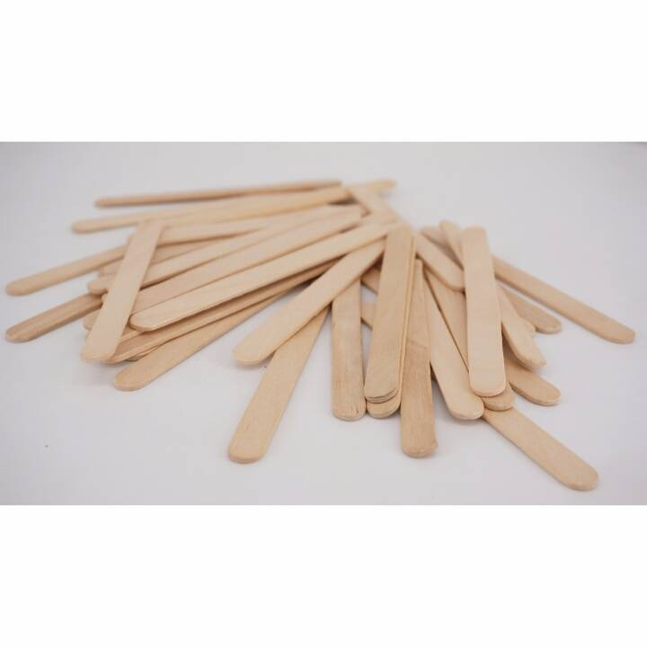 Stik Es Krim / Ice Stick Kayu Polos Small