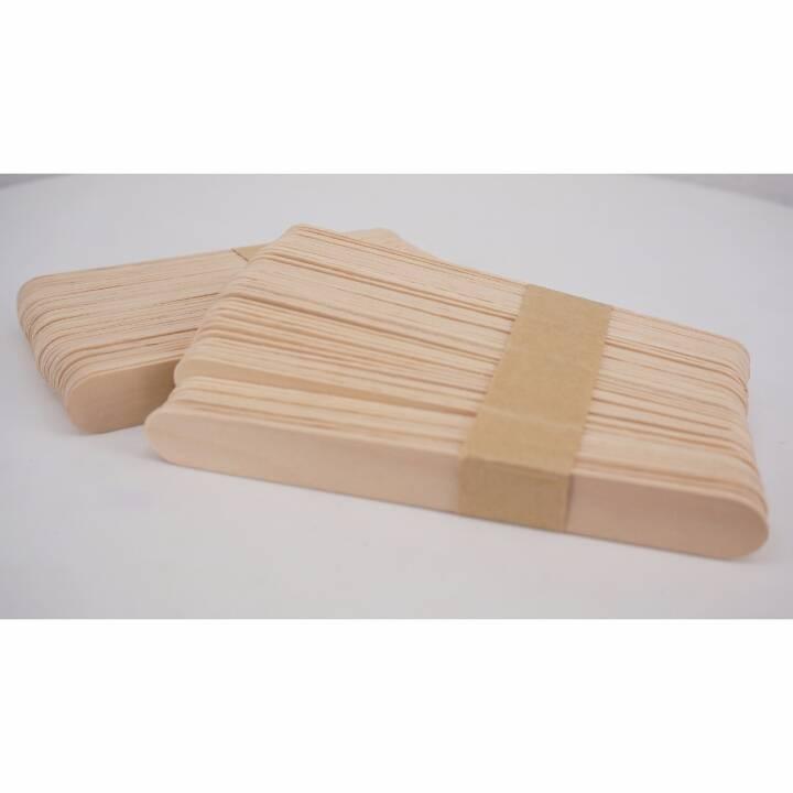 Stik Es Krim / Ice Stick Kayu Polos Medium