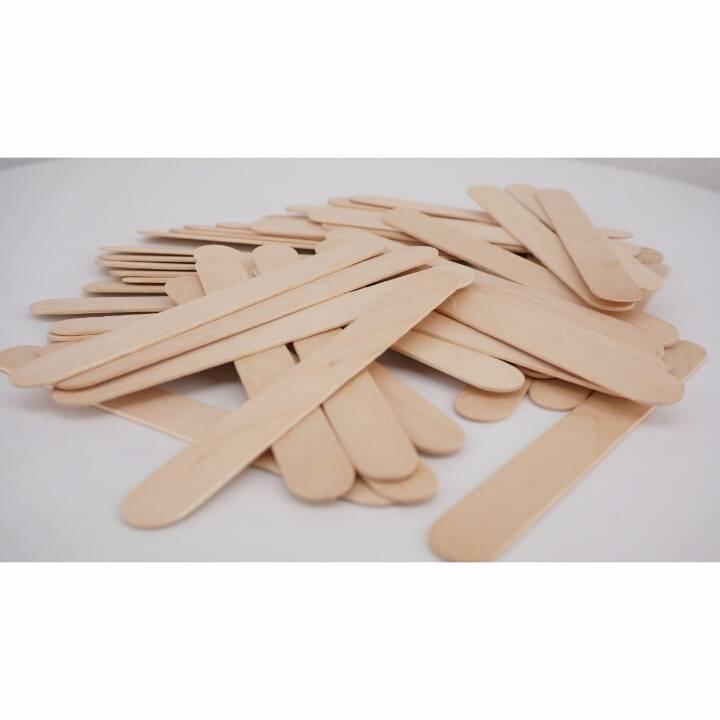 Stik Es Krim / Ice Stick Kayu Polos Medium1