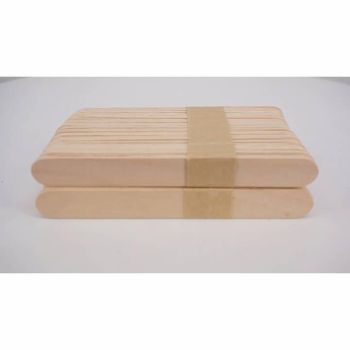 Stik Es Krim / Ice Stick Kayu Polos Medium3