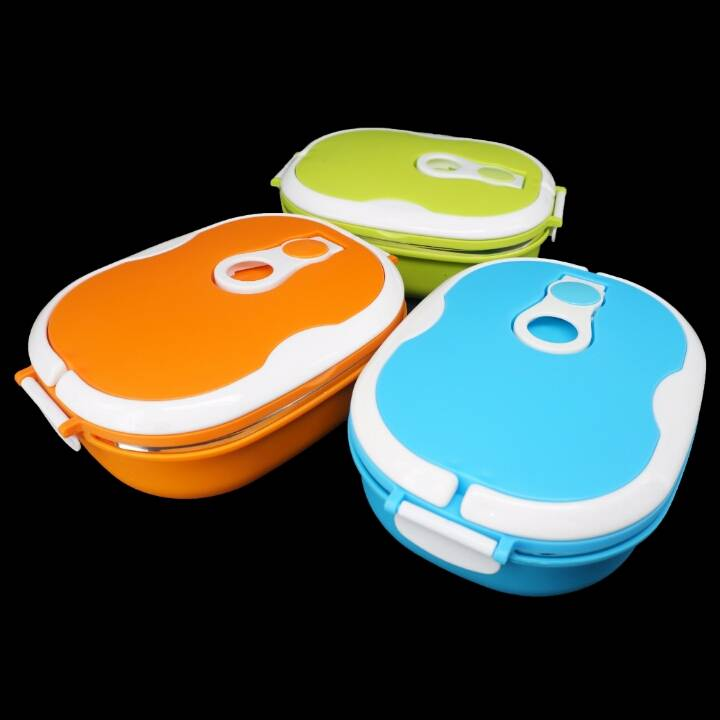 Kotak Makan - Lunch Box - Rantang Makan Tingkat 1 Bagikan : Home Stuff