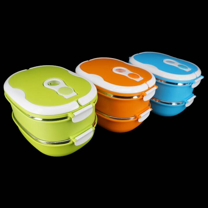 Kotak Makan - Lunch Box - Rantang Makan Tingkat 2