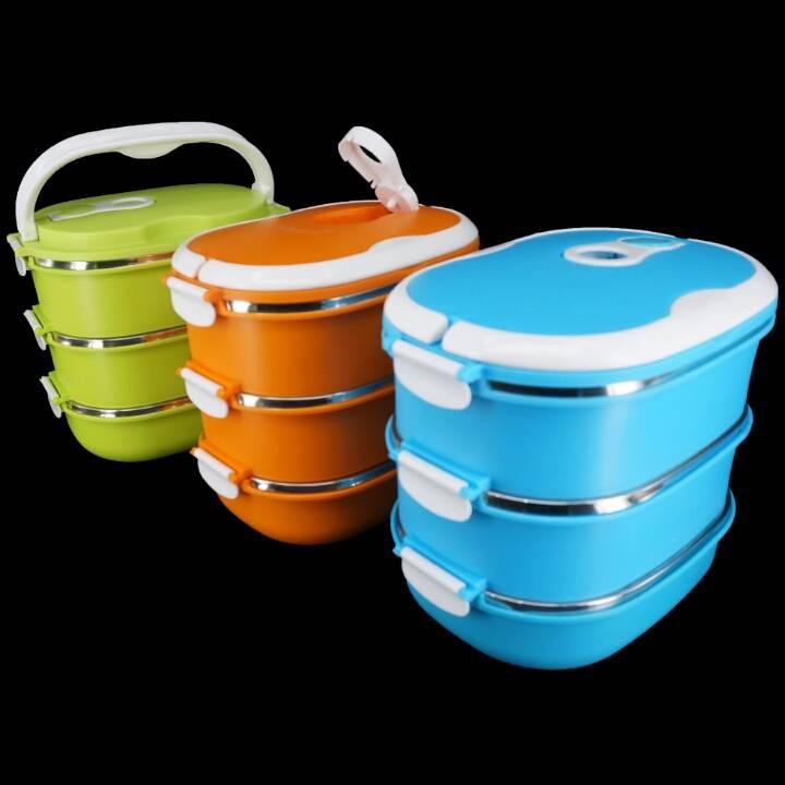 Kotak Makan - Lunch Box - Rantang Makan Tingkat 3