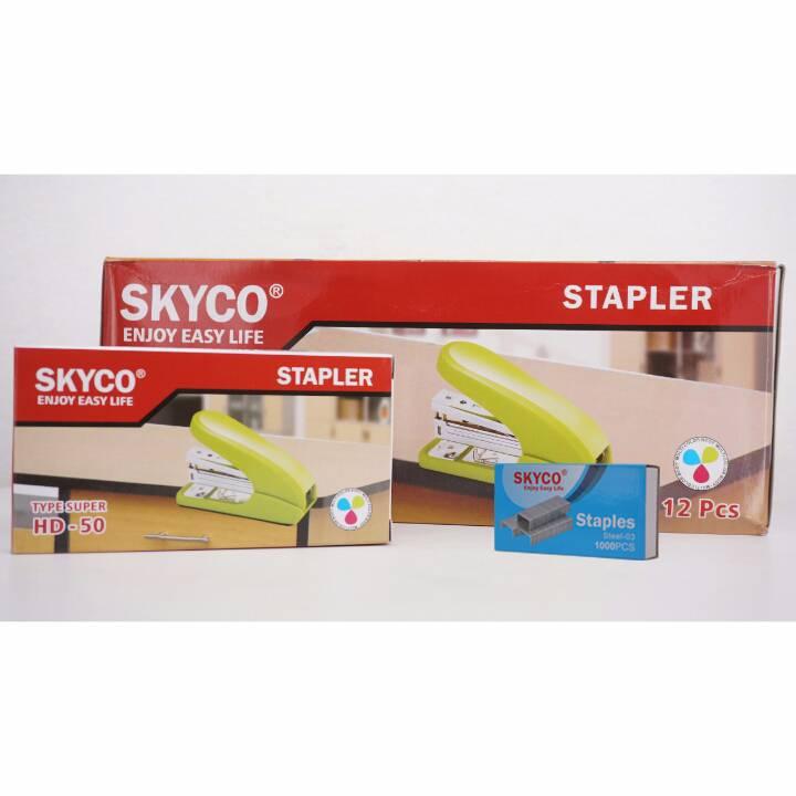 Stapler Skyco Super Hd-50 Per Lusin (new Arrival !!!)4