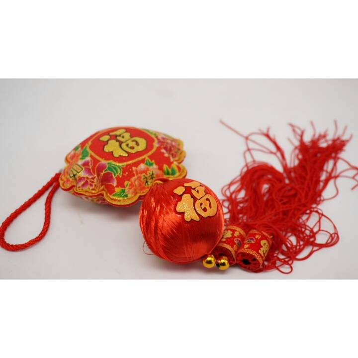 Aksesoris Imlek / Hiasan Fortune Bag Small / Hiasan Imlek Gantung