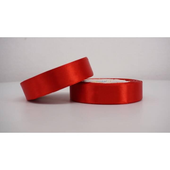 """Pita Kain Gulungan Merah 3/4""""3"""
