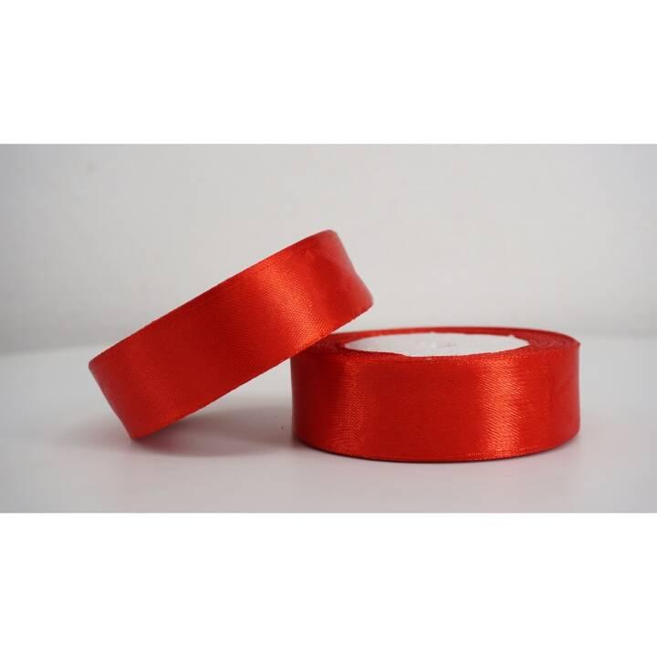 """Pita Kain Gulungan Merah 1""""2"""