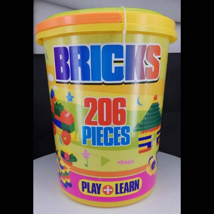 Lego / Bricks Ember 206 Pcs