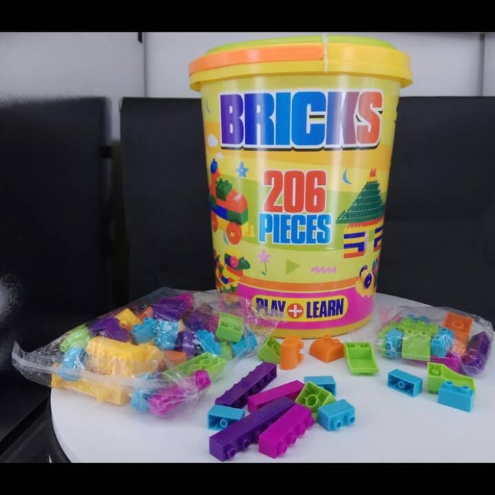 Lego / Bricks Ember 206 Pcs1
