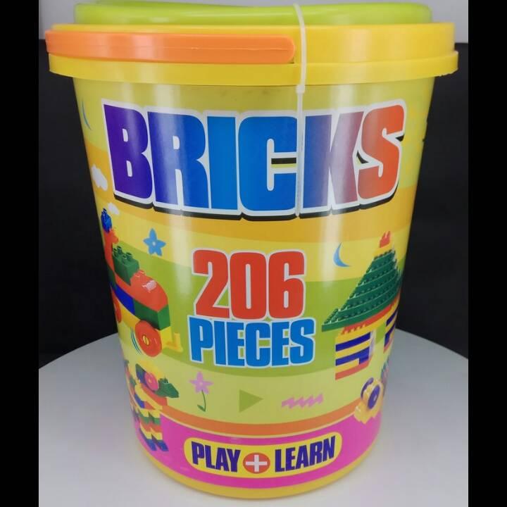 Lego / Bricks Ember 206 Pcs2