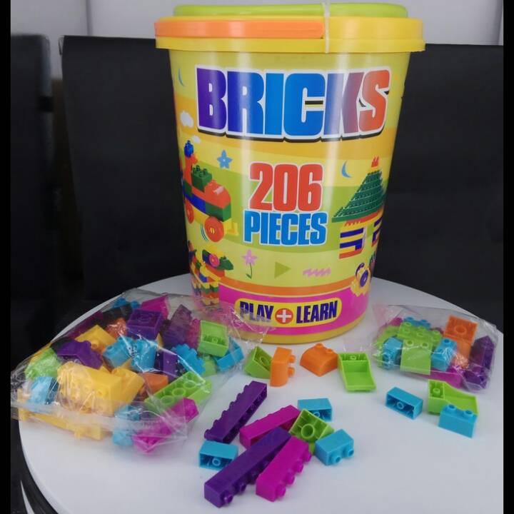 Lego / Bricks Ember 206 Pcs3