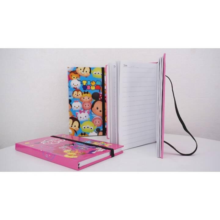 Buku Diary / Catatan / Saku Medium Qpo 48k