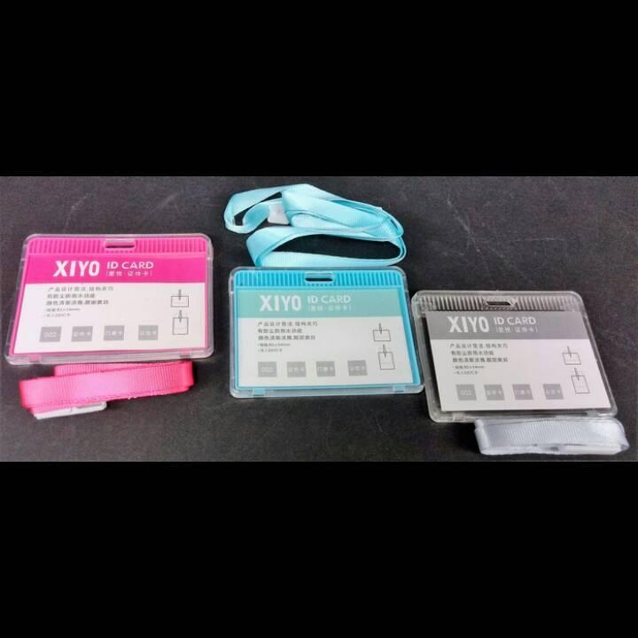 Id Card Holder 7117 - Name Tag2