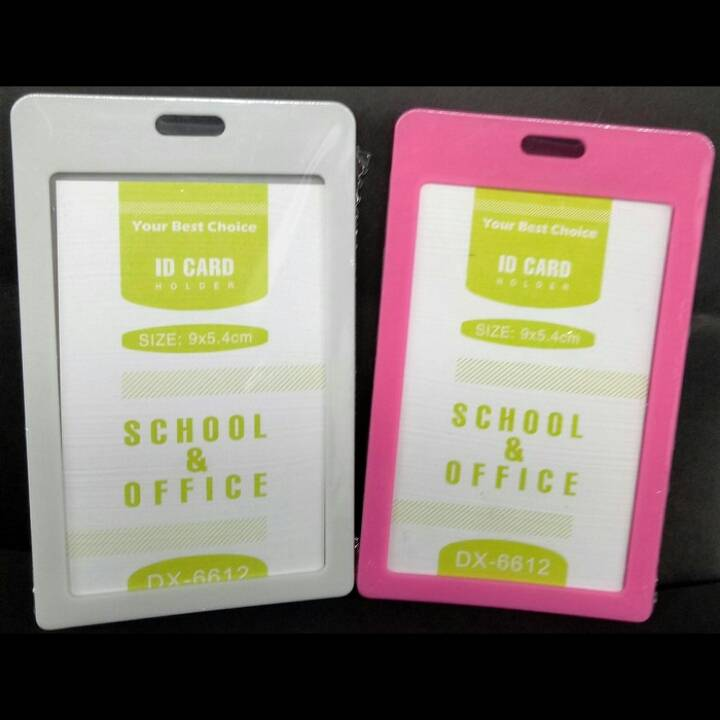 Id Card Holder 6817 - Name Tag0